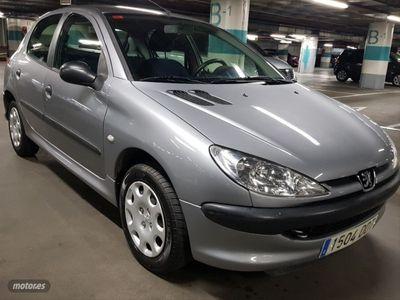 usado Peugeot 206 1.4 75 XS
