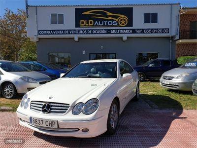 usado Mercedes CLK270 Clase CLKCDI AVANTGARDE