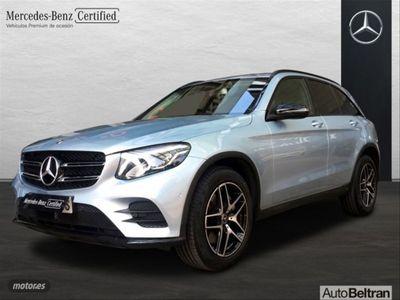 usado Mercedes GLC220 d 4Matic Aut. AMG Line - CAMARA 360 - PACK NIGHT
