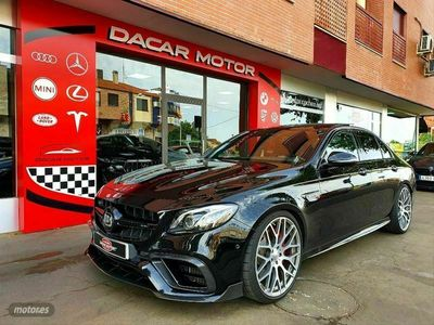 usado Mercedes S63 AMG Clase E AMG E4MATIC