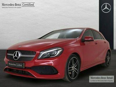 usado Mercedes A180 Edition 1 AMG Line (EURO 6d-TEMP)