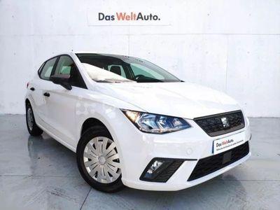 usado Seat Ibiza 1.0 TGI GNC S&S Reference 66 kW (90 CV) 5p