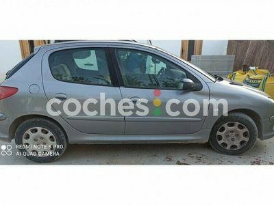usado Peugeot 206 1.6 Xs Aut. 110 cv en Alicante