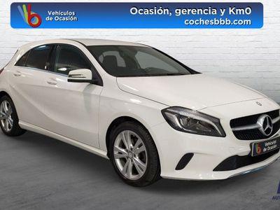 usado Mercedes 200 Clase A A-CLASS (+)2.1D URBAN 5P