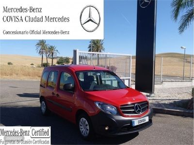 usado Mercedes Citan 109 CDI Tourer Pro Largo BE