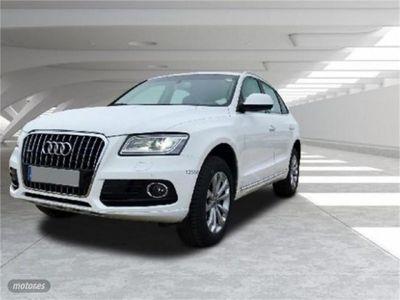 used Audi Q5 2.0 TDI 190 clean quat Str Ambiente plus