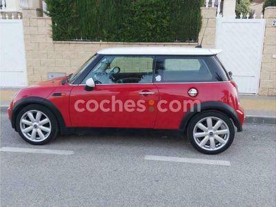 usado Mini One D 88 cv en Alicante