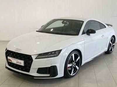 usado Audi TT Coupe Black line 40 TFSI 145 kW (197 CV) S tronic Gasolina Blanco matriculado el 02/2020