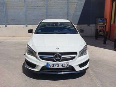 usado Mercedes CLA45 AMG Clase C117 4Matic 360 7G-DCT