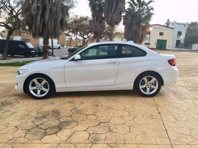 gebraucht BMW 220 d Coupé