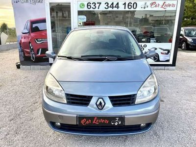 usado Renault Scénic II 1.5DCI Pack Authentique 100