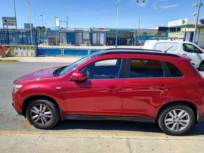 usado Mitsubishi ASX 220DI-D Kaiteki 4WD 6AT
