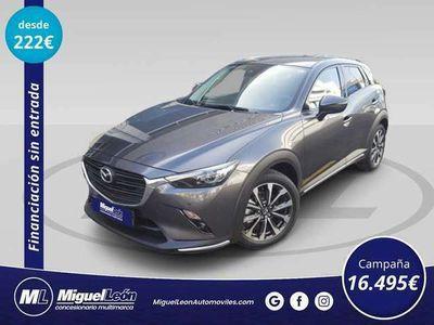 usado Mazda CX-3 Cx-31.8 Skyactiv-d Zenith 2wd 85kw 115 cv en Palmas, Las