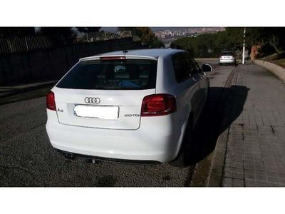usado Audi A3 2.0TDI Attraction S-Tronic DPF