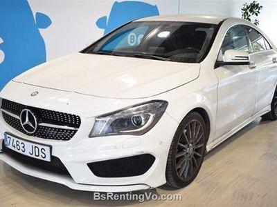 usado Mercedes 220 CDI AMG Line