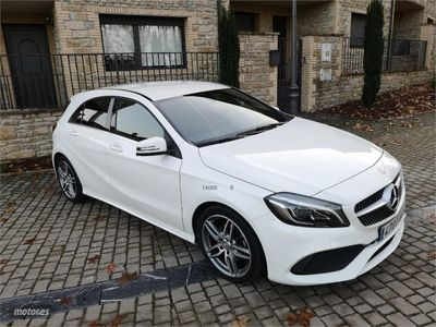 second-hand Mercedes A200 Clase Ad AMG Line