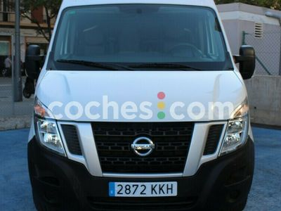 usado Nissan NV400 Fg. 2.3dci 130 L3h2 3.5t Fwd Comfort 130 cv en Valencia