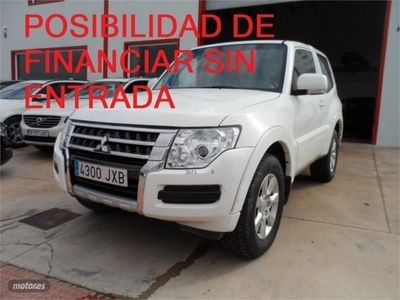 used Mitsubishi Montero 3.2 DID Spirit Auto