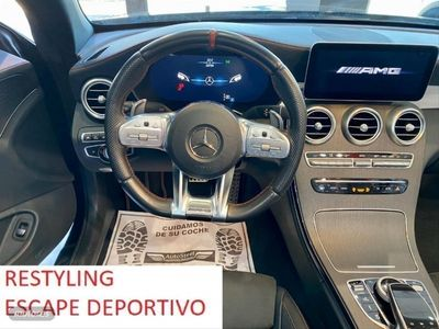 usado Mercedes C43 AMG AMG Clase Cabrio Cabrio 4Matic Aut.