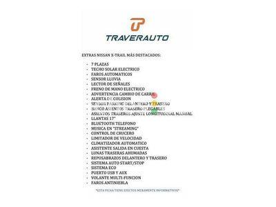 usado Nissan X-Trail X-trail1.3 Dig-t Acenta 4x2 Dct 160 cv en Valencia