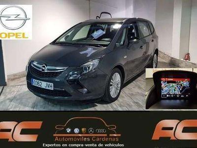 usado Opel Zafira 1.6 CDTI 134CV SELECTIVE NAVEGADOR GPS-SENSORES DEL Y TRASEROS