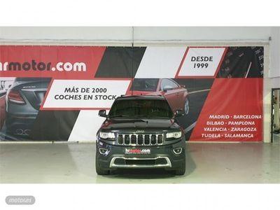 usado Jeep Grand Cherokee 3.0CRD Limited 250 Aut.