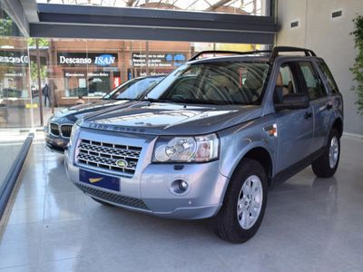 usado Land Rover Freelander 2.2 Td4 SE CommandShift