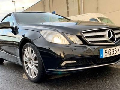 usado Mercedes E250 Cabrio CGI BE Aut.