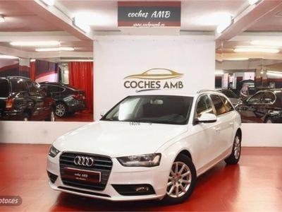 gebraucht Audi A4 Avant 2.0 TDI 136cv