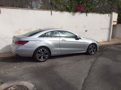 usado Mercedes E350 Coupé BlueTec 9G-Tronic