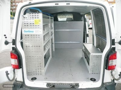 usado VW Transporter Furgon PRO Corto TM 2.0 TDI BMT 114CV