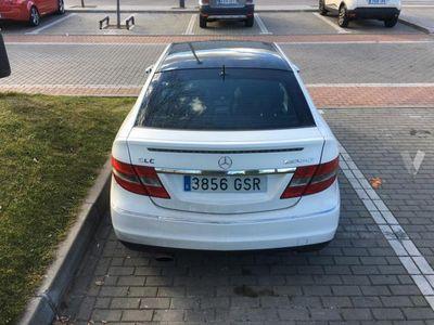 usado Mercedes CLC220 Clase CLCCDI -10