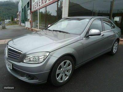 usado Mercedes C220 Clase CCDI ELEGANCE