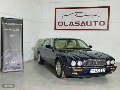 usado Jaguar XJ12 XJ6.0