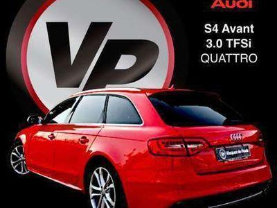 usado Audi S4 S4Avant 3.0 TFSI quattro S-T 333