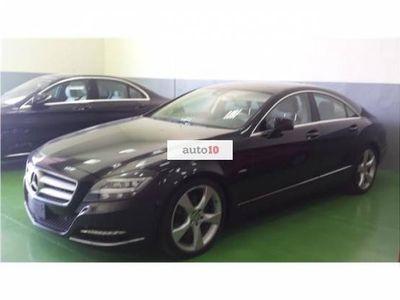 usado Mercedes CLS350 CDI BE 4M