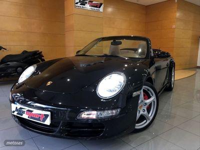 usado Porsche 911 Carrera S Cabriolet 355cv 997