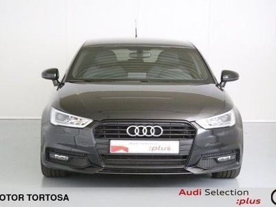 usado Audi A1 Sportback Adrenalin 2 1.6 TDI 85 kW (116 CV) S tronic Diésel Gris matriculado el 04/2018