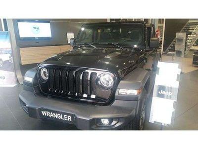 usado Jeep Wrangler Unlimited 2.8CRD Sport Aut.