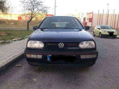 used VW Golf 2.0 GTi