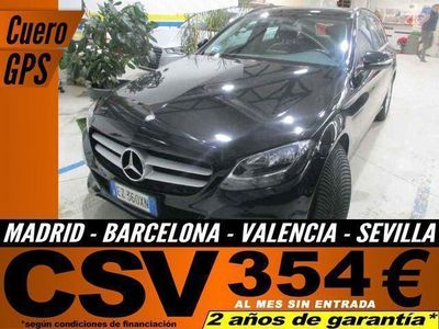 usado Mercedes C220 Estate BlueTec