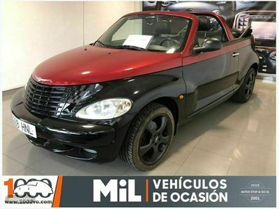 usado Chrysler PT Cruiser 2.4 Cabrio Limited