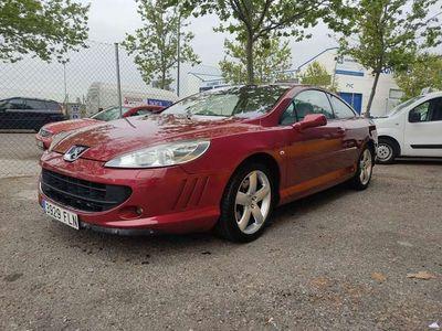 usado Peugeot 407 Coupe 2.2