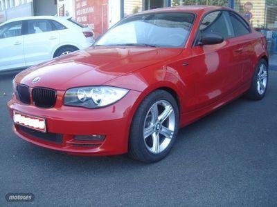 usado BMW 120 Coupé Serie 1 d