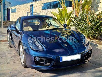 usado Porsche Cayman S Pdk 325 cv en Barcelona