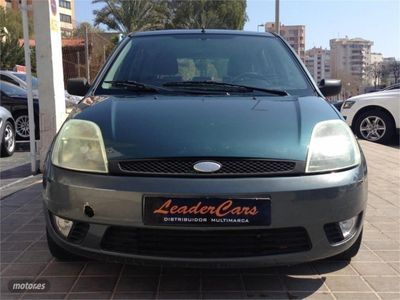 used Ford Fiesta 1.4 TDCi Ambiente