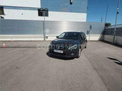 usado Peugeot 308 Sw 1.6 Bluehdi Business Line 120 120 cv en Madrid