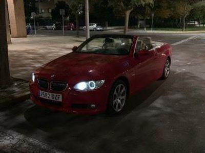 usado BMW 330 Cabriolet Serie 3 E93 Cabrio Diesel Aut.