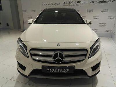 usado Mercedes GLA220 D AMG AUT 4 MATIC--OFF ROAD--CAMARA--NAVI--PARKTR-