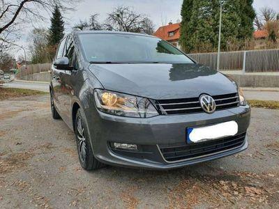 usado VW Sharan 2.0TDI Sport 135kW
